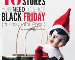10 Stores You Need To Shop Black Friday (This May Surprise You!)
