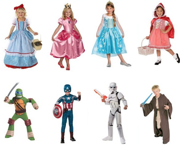 fe165b48 Target: Buy One Get One Free Kids Costumes and Accessories