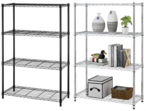 adjustable-4-shelf-steel-shelving-rack