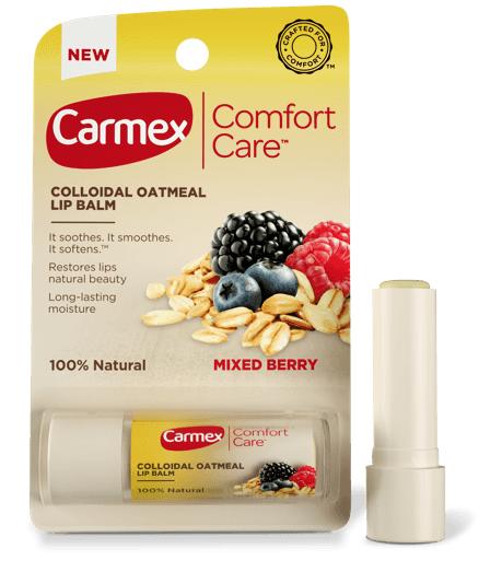 carmex-comfort-care-lip-balm