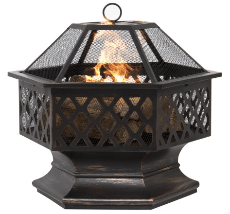 hex-shaped-fire-pit