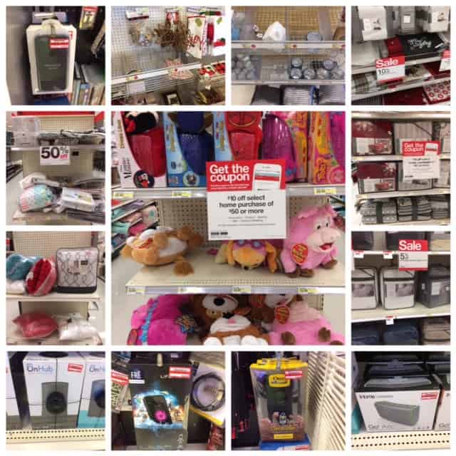 Target Clearance & Home Decor Coupon
