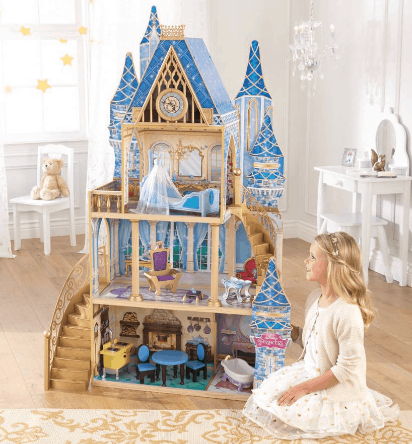 kidkraft-disney-princess-cinderella-royal-dreams-dollhouse-with-furniture