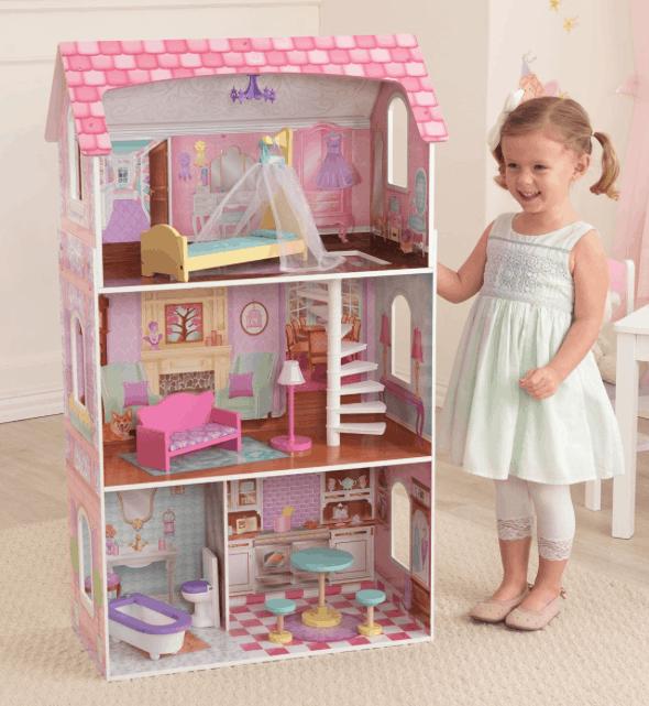Lowest Price Kidkraft Penelope Dollhouse Passionate Penny Pincher