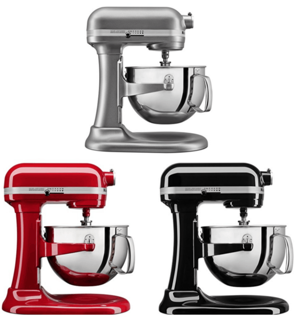 Cyber Monday Deal #15 | KitchenAid Professional 6-Quart Bowl-Lift ...