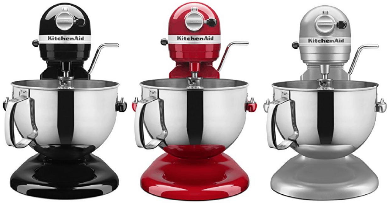 Cyber Monday Deal #15 | KitchenAid Professional 6-Quart Bowl-Lift ...