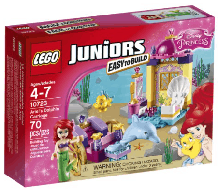 lego-juniors-ariels-dolphin-carriage