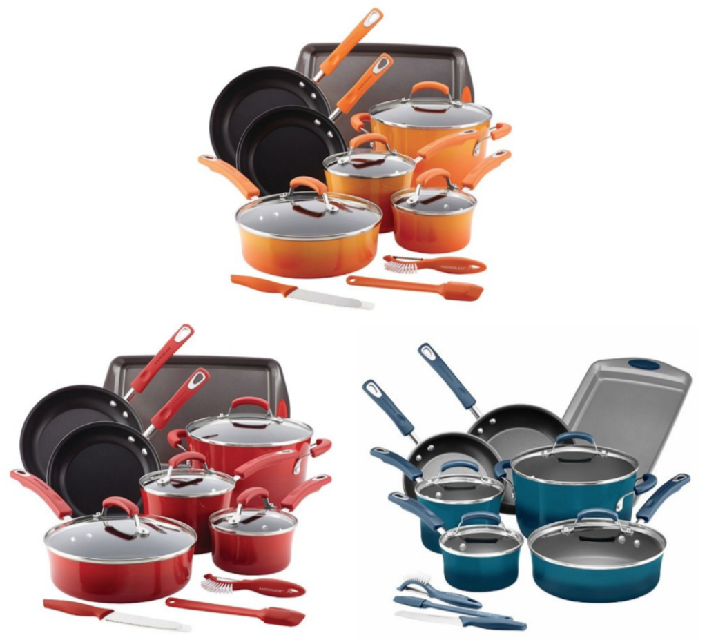 rachael-ray-14-piece-nonstick-cookware-set