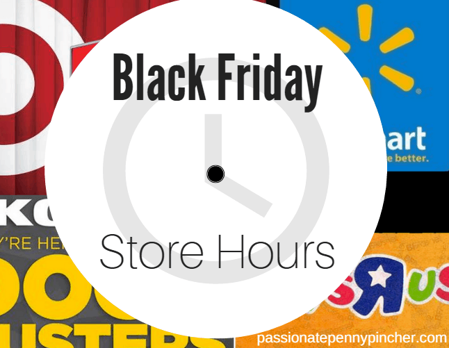 Black Friday is getting closer, and that means only one thing: time to start your holiday-shopping engines! In recent years, the official start of the shopping season has gradually merged with Thanksgiving Day itself; some retailers now start offering Black Friday store hours even before the turkey hits the table.