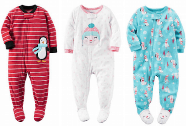 Carter S Sleepers Or Footed Pajamas 5 Regularly 20