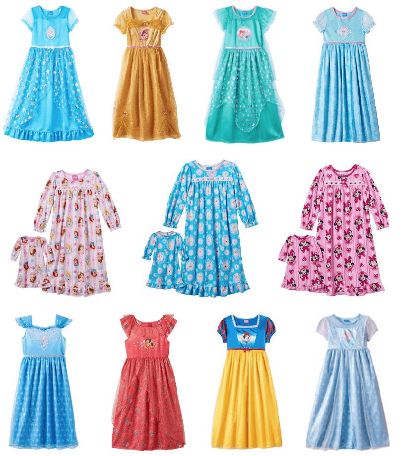 disney-princess-nightgown