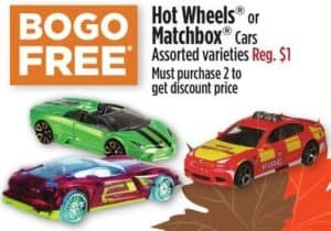 Hot Wheels Matchbox Cars Only 50 At Dollar General 3 Days