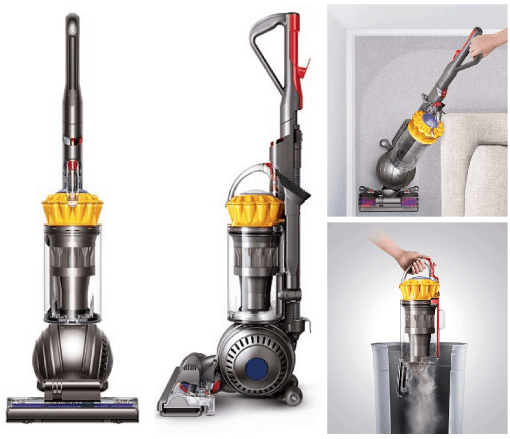 dyson click to save place dyson ball multi floor