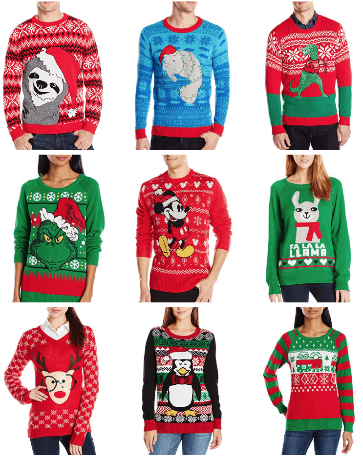 ugly sweater remember that pricing on amazon is subject to change at any time - Ugly Christmas Sweater Amazon