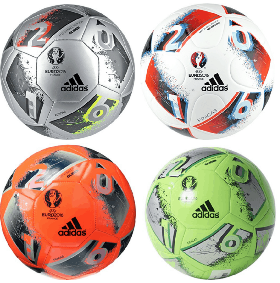 9233dc4d07ce5 Adidas Euro 16 Glider Soccer Ball  9.99 (Lowest Price)