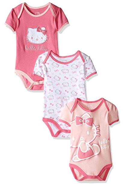 hello-kitty-baby-girls-onesies