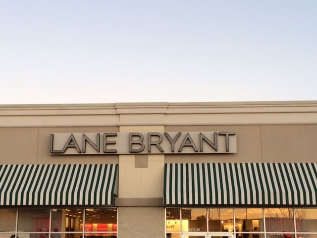 LaneBryantStore Pic