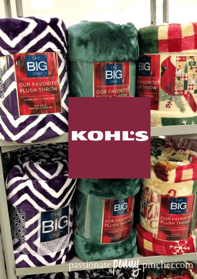 Kohls Throw Blankets Custom Blankets Throws At Kohl's Passionate Penny Pincher