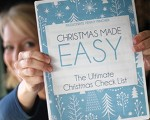 Christmas Made EASY: The Ultimate Christmas Checklist