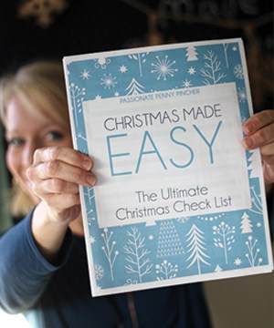 FREE Christmas Made Easy Checklist