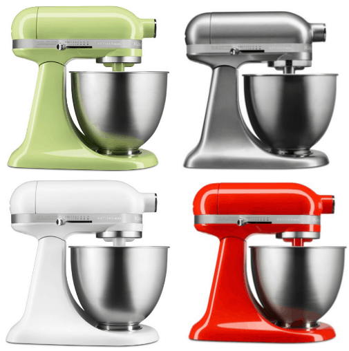Kitchenaid Artisan Mini-Series Mixer ONLY $199 Shipped after ...