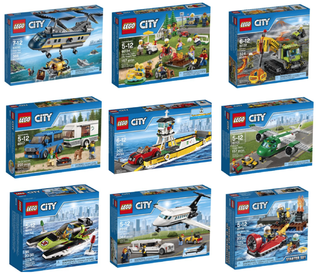 lego city 2016 sets images galleries with a bite. Black Bedroom Furniture Sets. Home Design Ideas
