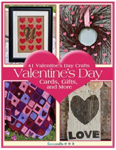 41 Valentine's Day Crafts