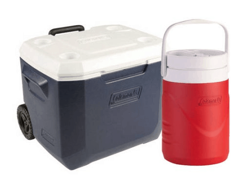 coleman-xtreme-50-quart-wheeled-cooler-gallon-jug
