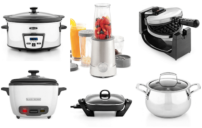 macy's: kitchen appliances only $10 after rebate (+ pyrex deals