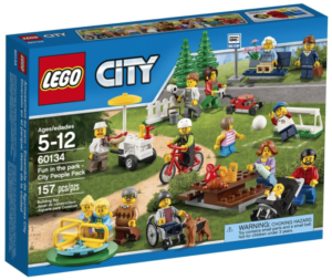LEGO City Town Fun in the Park