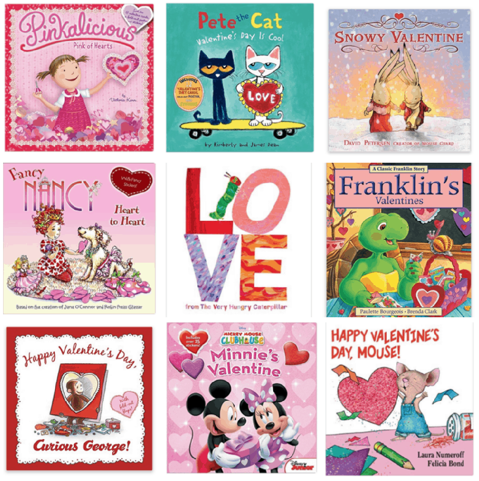 Valentine's Day Children's Books