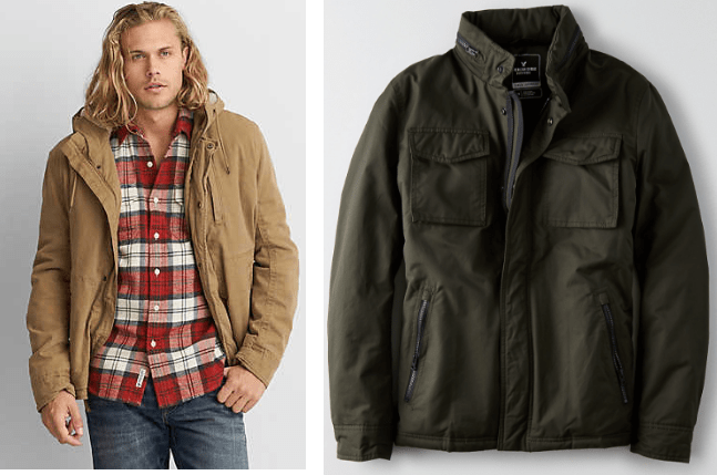 f5201e53e American Eagle Coats   Jackets only  19.99 (Reg up to  200!)