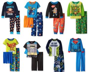 boys sleepwear