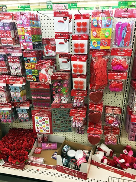 35 Deals You Need To Buy At The Dollar Tree Valentine