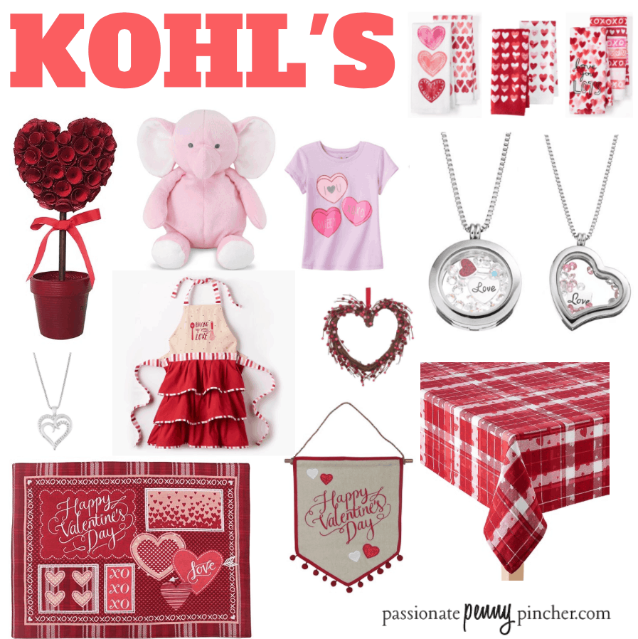 Kohls valentines day deals passionate penny pincher here are some great deals at kohls with the available coupon codes just the ticket if you have any last minute gifts to pick up fandeluxe Choice Image
