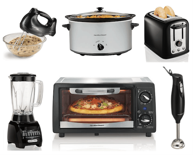 Kohl's | Hamilton Beach Kitchen Appliances Just $.37 Each ...