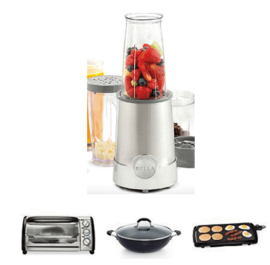 macy's: *hot* kitchen appliances only $9.99 after rebate (plus