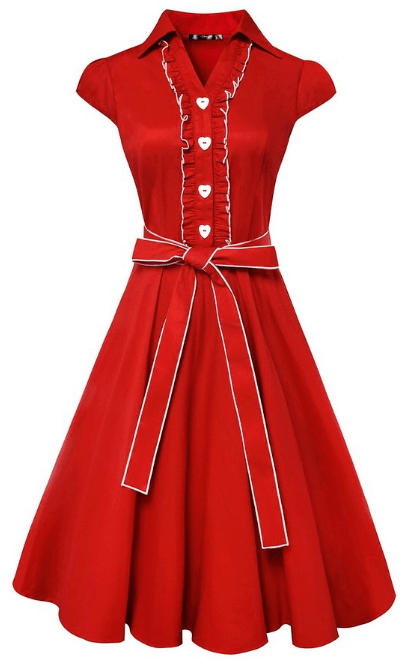 Amazon Retro 1950 S Party Dresses From 18 Shipped