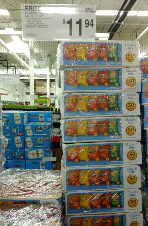 Sams Food Store >> What Should You Buy At Sams Club Passionate Penny Pincher
