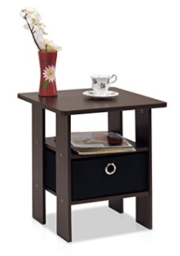 Sauder Beginnings Cinnamon Cherry End Table $15.59 | Passionate ...