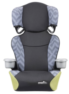 Evenflo Big Kid Sport High Back Booster Seat