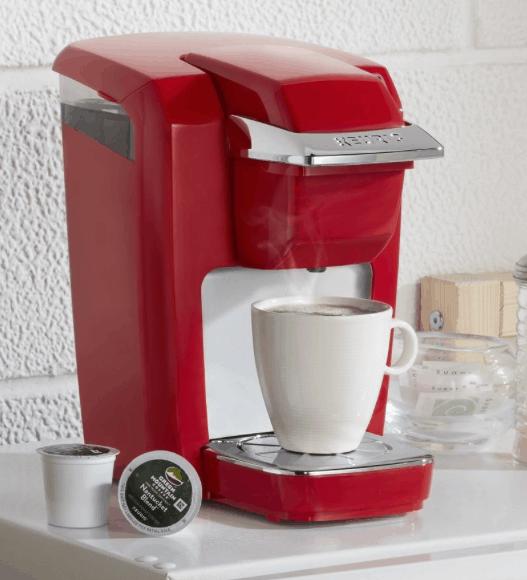 Keurig Single Serve Compact Coffee Maker 4999