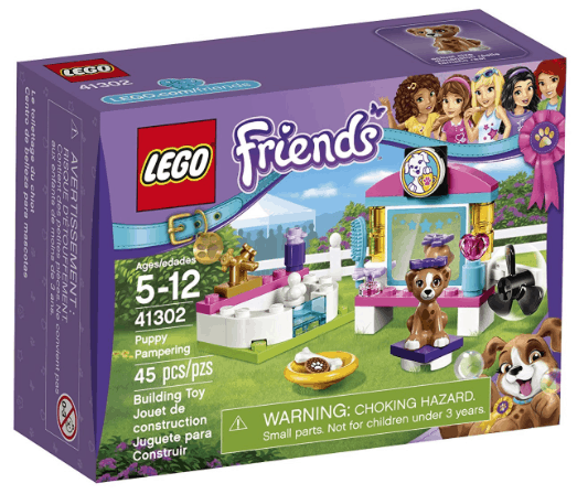 Lego Friends Set4 Price Puppy Pampering 97lowest BorCWdxEQe