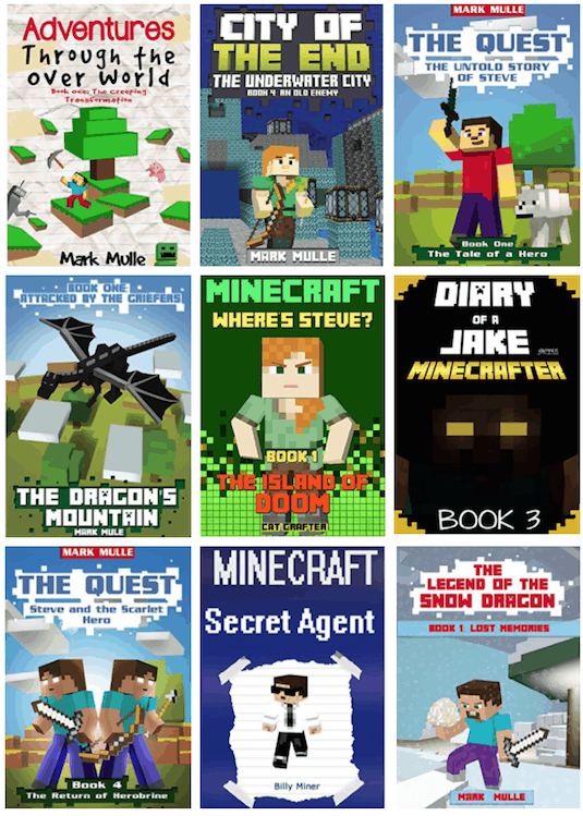 Free eBook Download: Minecraft Books!