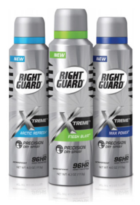 Right Guard Precision Dry Spray