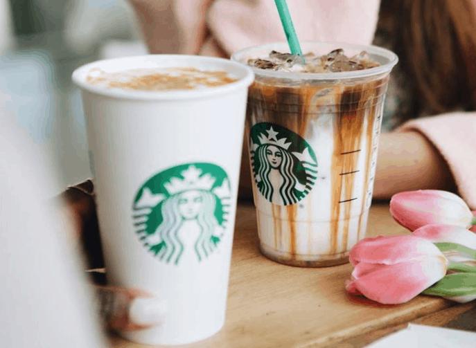 Starbucks BOGO Macchiato Drinks