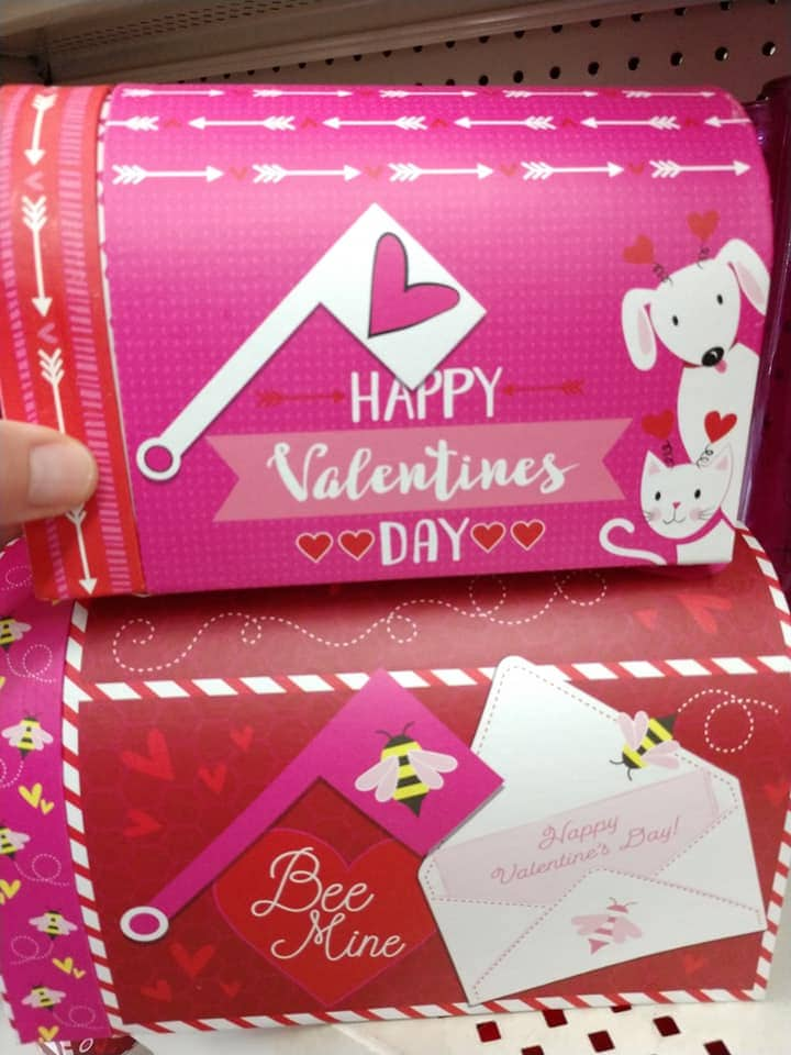 Dollar Tree Valentines