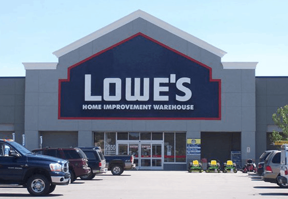 The Lowe's military discount eligibility is open to anyone who is currently serving in, or is a veteran* of the US Air Force, US Army, US Navy, US Marine Corps, US Coast Guard, Reserves, or the National Guard, as well as their immediate family members (to include .