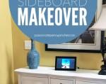 $29 Sideboard Makeover