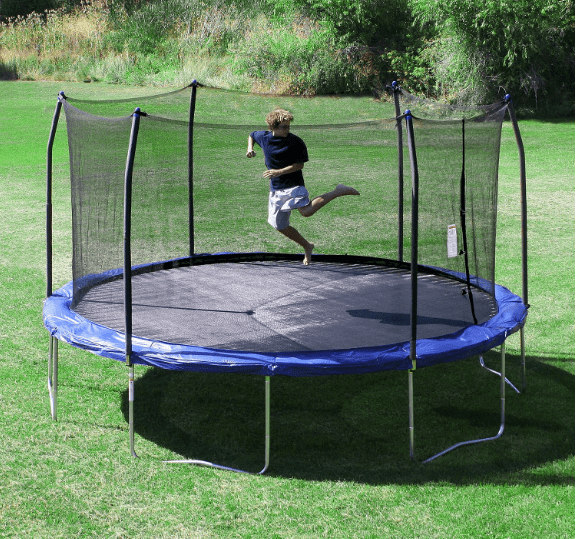 Skywalker 15' Trampoline With Safety Enclosure